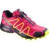 Speedcross 4 Trail Running Shoes Virtual Pink/Black/Sulphur
