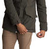 Chillshed 3 in 1 Parka Black Olive