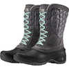 ThermoBall Waterproof Insulated Utility Mid B Shiny Blackened Pearl/TNF Black