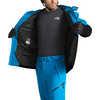Sickline Jacket Hyper Blue/TNF Black
