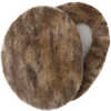 Earbags Bandless Earwarmers Green Camouflage