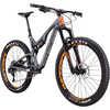 Vélo ACV - série Foundation 2018 Noir/Orange
