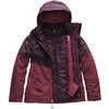 Garner Triclimate Jacket Rumba Red/Fig