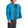 Manteau à capuchon Ventrix Hyper bleu