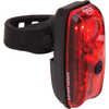 Superflash 65R Rear Bike Light Black