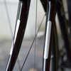 Autocollants pour cadre de vélo Blanc