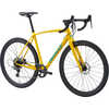 X-Trail A45 Disc Bicycle Yellow/Belgian Blue