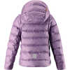 Minna Down Jacket Heather Pink