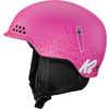 Illusion Snow Helmet Pink