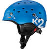 Route Snow Helmet Blue