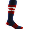 Cushion Ski Socks O Canada Maple