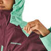 Untracked Jacket Dark Currant