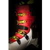 Sparkle 2.0 Ski Boots White Garnet