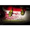 Bottes de ski Sparkle 2.0 Grenat blanc