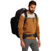 Supercontinent 75 Backpack Black/Asphalt
