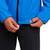 Manteau à capuchon Socked-in Cobalt