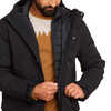 Chillshed 3 in 1 Parka Black