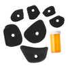 Seven Hold Kit-Mini Jugs Black