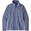Better Sweater Jacket Light Violet Blue