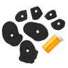 Seven Hold Kit-Jugs Black