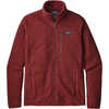Better Sweater Jacket Oxide Red