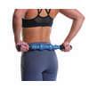 RM Extreme Contoured Roller Massager Blue