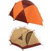 Battle Mountain 2-Person 4-Season Tent Orange/Red