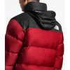 1996 Retro Nuptse Jacket TNF Red