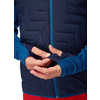 Snug-Y 2.0 Insulator Jacket Poseidon Blue/Navy Blue