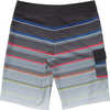 All Day X Stripe Boardshorts Stealth