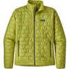 Nano Puff Jacket Folios Green+
