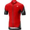 Entrata 3 Short Sleeve Jersey FZ Red