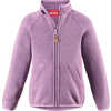Hopper Fleece Jacket Heather Pink