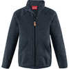 Hopper Fleece Jacket Melange Grey