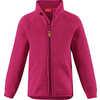 Hopper Fleece Jacket Cranberry Pink