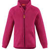 Hopper Fleece Jacket Cranberry Pink