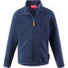 Hopper Fleece Jacket Denim Blue