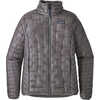 Micro Puff Jacket Feather Grey