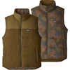 Reversible Bivy Down Vest Sediment
