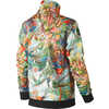 Sweet Nectar Track Pullover Urban Floral Print