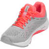 Asics GT-1000 7 Road Running Shoes Mid Grey/Flash Coral