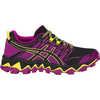Gel-Fujitrabuco 7 Trail Running Shoes Purple Spectrum/Black