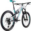 2019 Recluse Pro Bike Turquoise