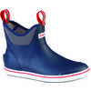 "6"" Ankle Rain Boots Navy"