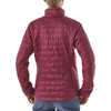Nano Puff Jacket Arrow Red+