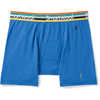 Merino 150 Pattern Boxer Briefs Bright Cobalt