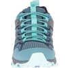 Moab FST II Waterproof Light Trail Shoes Blue Smoke