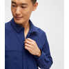 Chemise à manches longues Chilcotins Bleu minuit