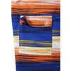 Short à protection solaire Honopu Bleu/Rayures rouille