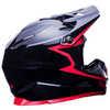 Zoka Cycling Helmet Grit/Gloss Black/Red